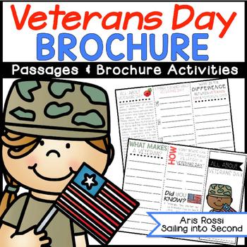 Veterans Day Brochure
