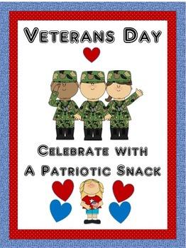 Veterans Day: A Patriotic Snack