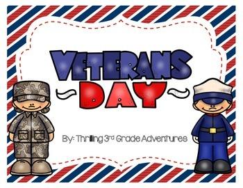 Veterans Day Activites!