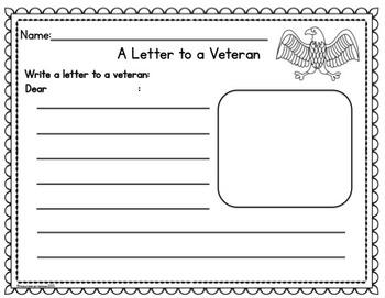 Veterans Day Kindergarten