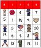 Veterans Day Fun - Math Activity: Bingo