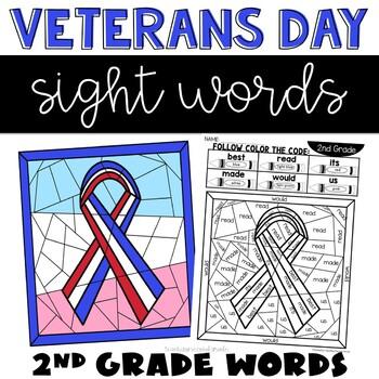 Veterans Day Activities 2nd Grade