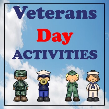 Veterans Day Activities and Article