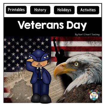 Veterans Day Activities with Veterans Day Writing