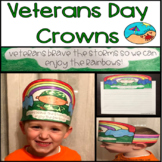 Veterans Day Craft: Crown