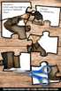 Veterans Day Craft Puzzles