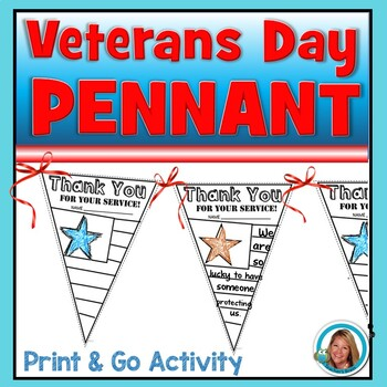 Veterans Day Activities - Pennant