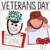 Veterans Day Activities and Crafts