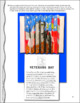 Veterans Day Activities and Crafts: Patriotic Agamograph Project