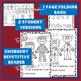 Veterans Day Activities and Emergent Readers Kindergarten and First