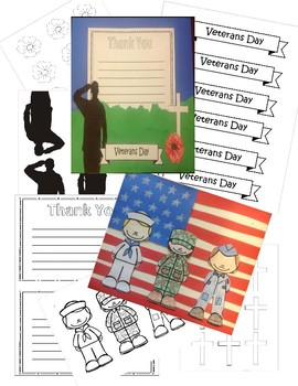 Veterans Day Activities and Projects