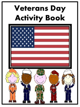 Veterans Day Activity Book