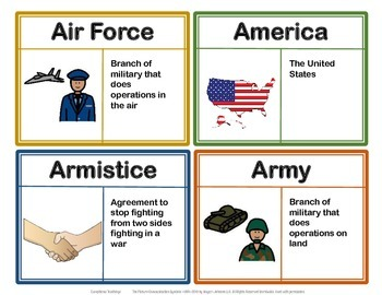 Veterans Day Activity Pack
