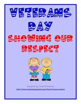 Veterans Day Activities for Primary