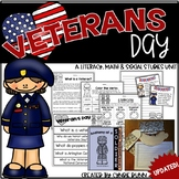 Veterans Day Integrated Unit: Math, Writing, Phonics, Read
