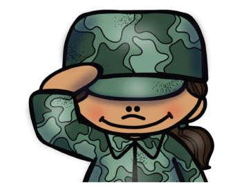 Veterans Day Armed Forces Medley Kit