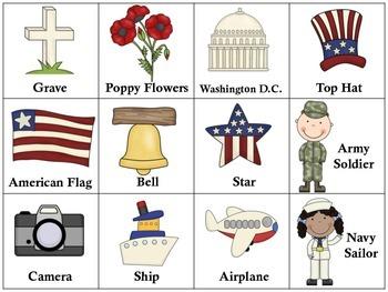 Veteran's Day Attributes