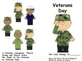 Veterans Day Book