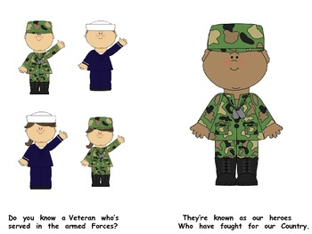 Veterans Day Book