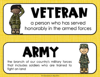 Veterans Day Bundle (Digital and Paper Units)