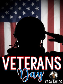 Veterans Day Bundle ~ Presentation and Activities