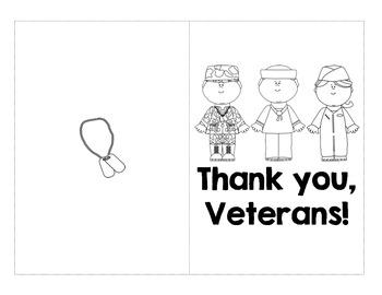 Free Veteran's Card