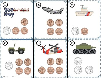 Veterans Day Coin Scoot