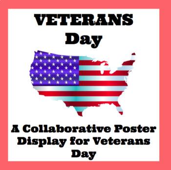 Veterans Day Collaborative Poster