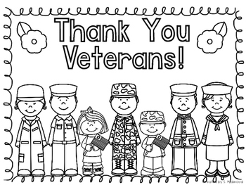 410 Top Thank You Veterans Coloring Pages Pdf For Free