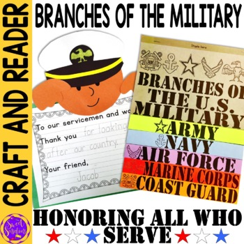 Veterans Day Craft and Activity bundle