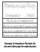 Veterans Day Craftivity - FLIP BOOK