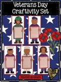 Veterans Day Craftivity Set