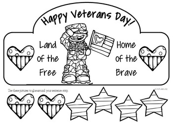 Veterans Day Crown