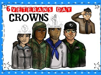 Veterans Day Crowns