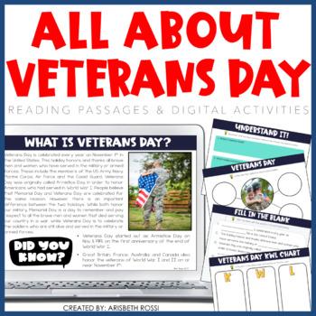 Veterans Day Digital Unit