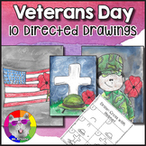 Veterans Day Directed Drawing