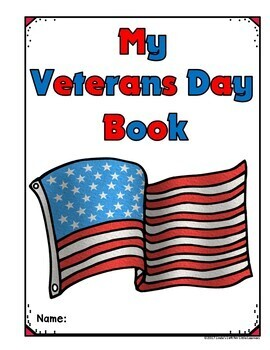 Veterans Day Emergent Reader