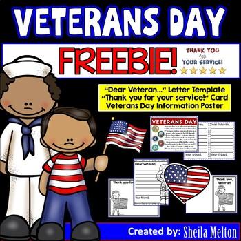Veterans Day FREEBIE!!!