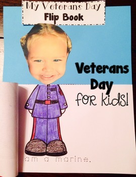 Veterans Day Flip Book!