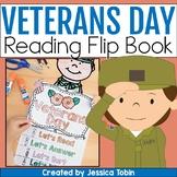 Veterans Day Activities Flip Book and Digital Flip Book for Veterans Day