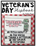 Veterans Day Flipbook