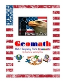 Veterans Day GEOMATH - Math + Geography = Fun!