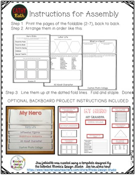 Veterans Day, Hero, Foldable Flipbook, Presentation Project Templates