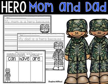 Veterans Day: Hero Mom/Dad