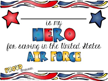 Veteran's Day Hero Wall Mini Poster Set