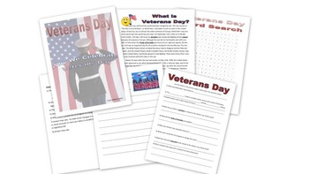 History of Veterans Day Activities