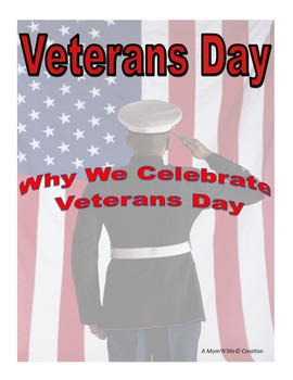 History of Veterans Day Activities