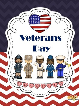 Veterans Day: History, Task Cards, and More