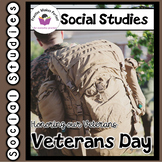 Veterans Day for Little Learners Digital and PDF Versions