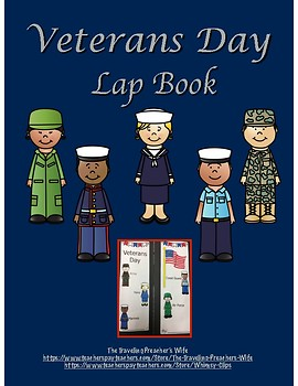 Veterans Day Lap Book